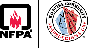 nfpa national wildfire community preparedness day
