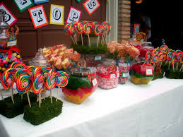 Circus Candy Buffet Ideas by 32 Best Wedding Thème Kermesse Images On Pinterest Marriage