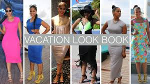 cruise hairstyles for black women vacation look book for curvy women what to wear on a cruise