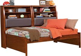 bookcase daybed with drawers and trundle doherty house