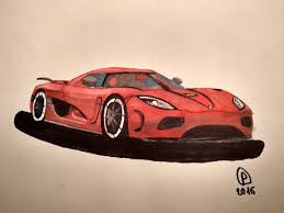 koenigsegg one drawing koenigsegg agera r paul l gn draw to drive