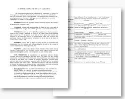 Free Event Planner Contract Template Negotiation Planning Template Template