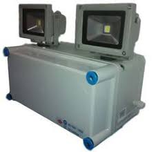 Outdoor Emergency Light - industrial emergency light manufacturer from chennai