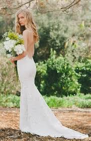backyard wedding dresses 47 effortlessly chic backyard wedding dresses happywedd com