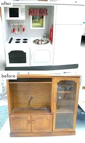 tv cabinet kids kitchen tv stand for kitchen kitchen stand that old stand into a kids