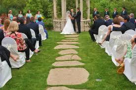 Outside Weddings Wedding Gardens