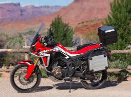 2016 honda africa twin md first ride with video