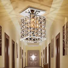 Crystal Flush Mount Ceiling Light Fixture by Crystal Semi Flush Mount Ceiling Light Fixtures
