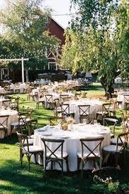 Backyard Wedding Reception by A Fun Food Truck Wedding Food Truck Wedding Backyard Weddings