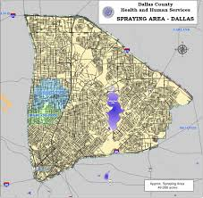 Dallas Crime Map by West Nile Virus Information Updates