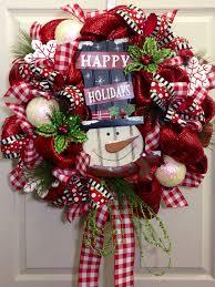 mesh wreath on etsy 125 00 wreaths