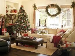 christmas room decor pottery barn christmas living room ideas