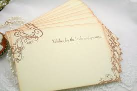 wedding wish book guest book alternative wedding wish cards by onthewingspaperie