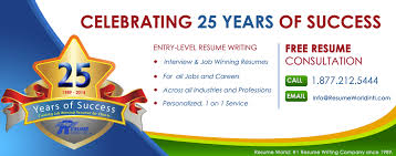 Free Resume Consultation Entry Level Resume Writing Services