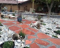 Lava Rock Landscaping by Lowes Garden Rocks Gardening Ideas
