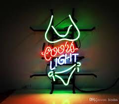 coors light bar sign 2018 new high life neon beer sign bar sign real glass neon light