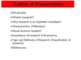 research presentation outline ppt presentation research design ppt