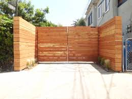 images about gates wood driveway gate latest modern wooden fences