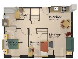 two bedroom suites two bedroom suite with living room st paul s university college