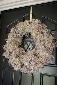 halloween wreath creepy crawly wreath halloween door decor