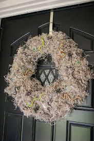 how to make a halloween wreath halloween wreath creepy crawly wreath halloween door decor