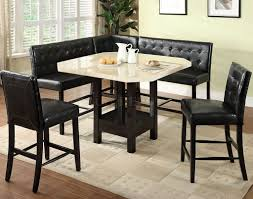 corner dining room furniture excellent booth dining room sets with modern design booth dining