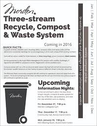bulletin recycle compost u0026 waste information nights city of morden