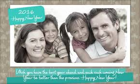 family new year cards happy holidays
