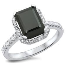 black diamond engagement rings for women black and white diamond engagement rings or wedding black