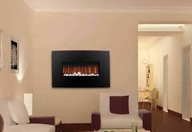 Wall Mounted Electric Fireplace Big Electric Fireplace Heater Ambiance Wall Mounted W Remote