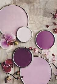 how to decorate with radiant orchid pantone u0027s color of 2014