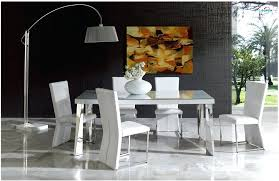 dining table modern dining table with bench luxury round sets