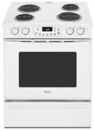 Whirlpool Cooktop Cleaner 30 Inch Self Cleaning Slide In Electric Range Whirlpool