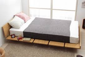 Platform Bed Wood Wood Furniture Singapore Amaya Wood Bed Frame Platform Bed
