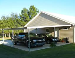 attached carport storallbuildings carport specialist