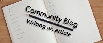 writing a community blog article fedora community blog