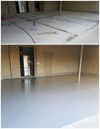 epoxy flooring concrete staining resurfacing baton