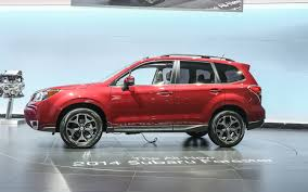 red subaru forester 2017 subaru forester information and photos momentcar