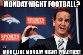 Football Meme - monday night football memes