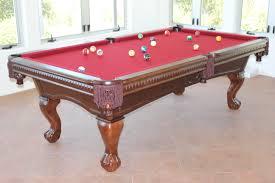 American Pool Dining Table One Piece Slate Vs Three Piece Slate Dk Billiards Pool Table