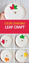 color changing leaf craft fall craft non toy gifts