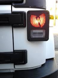 Wu Clan Jeep Wrangler Custom Tail Light Guards By Dnajeep Jeep