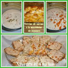cuisiner le surimi terrine de surimi à la macédoine de légumes saveursetcuisine