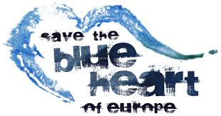 save the save the blue heart of europe