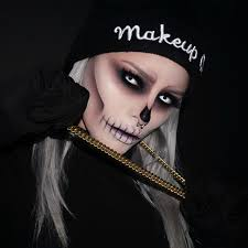 Halloween Skeleton Make Up by 85 Of The Most Jaw Dropping Halloween Makeup Ideas On Instagram