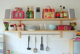 wall mounted kitchen shelves wall mounted kitchen shelves awesome best design white utensil