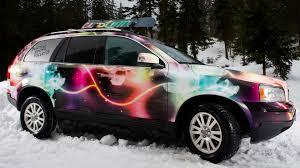 volvo xc90 burton custom modified car wallpaper pic 8 vroom