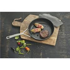 ustensiles cuisine pro demeyere cookware atlantis saute pan w lid 42 qt induction demeyere