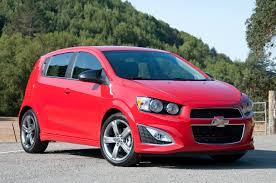 chevy sonic 2013 chevrolet sonic rs first drive w video autoblog