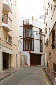 compact home in spain with an arresting inverted floor plan collect this idea house ca s bouer by jordi queralt and la boqueria